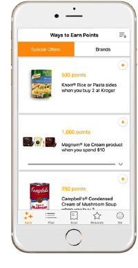 Cash Back App: Fetch Rewards - Weekly Coupon Deals in the